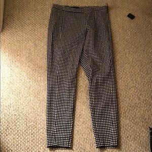 Banana republic gingham pants